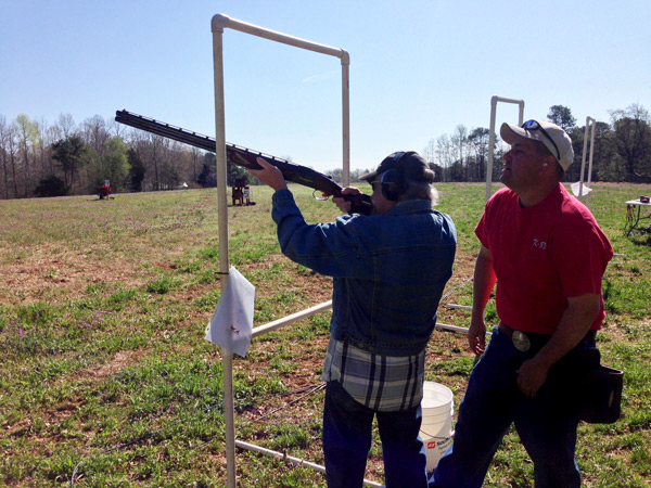 clay-shooting